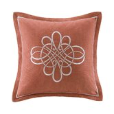 Sheldon Decorative Pillow in Bright Orange