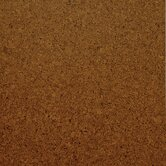 "Classic 36"" x 4"" Medium Shade Cork Plank with Greenshield Varnish"