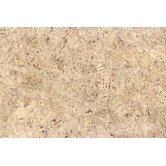 "Eco-Nomical 12"" x 36"" Engineered Cork Plank in Ivory"