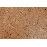 "Eco-Nomical 12"" x 36"" Engineered Cork Plank in Natural"