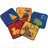 Carpet Kits ABC Phonic Block Kids Rugs