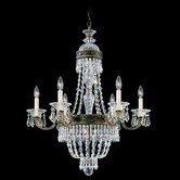 Romanoff 8 Light Chandelier
