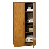 Storage Pantry in Oak