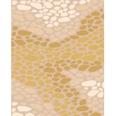 Landscapes River Rocks Cream Rug