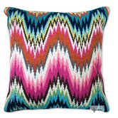 Bargello Worth Avenue Pillow