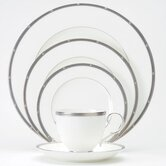 Rochelle Platinum 5 Piece Place Setting