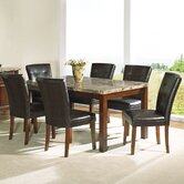 Montibello 7 Piece Large Dining Set