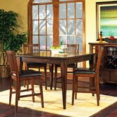 Hillsboro 5 Piece Counter Height Dining Set