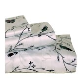 Mirage Floral Print 350 Thread Count Deep Pocket Sheet Set