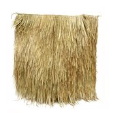 Mexican Palm Thatch Panel