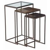 Knight 3 Piece Nesting Tables