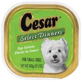 Sirloin Dinners Wet Dog Food (3.5-oz, case of 24)