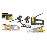 7 Piece Clamp and Staple Gun Kit