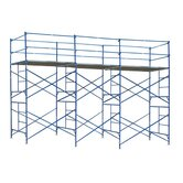 "10"" H x 21"" W Exterior Scaffold Tower"