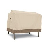 Veranda Collection Swing Cover in Pebble