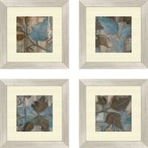 Botanical Perfect Match Framed Art (Set of 4)