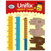 Unifix Height Chart