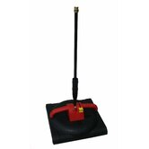 "13"" Flat Surface Cleaner with Wheels"