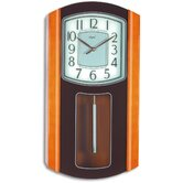 Wooden Case Pendulum Clock