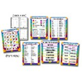 Bb Set Spanish Chartlets 6/pk