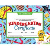 Kindergarten Certificate