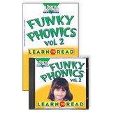 Funky Phonics Learn To Read Vol 2