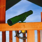 Telescope Swing Set Accessory in Green