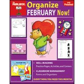 Organize February Now Preschool