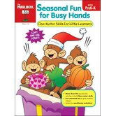Seasonal Fun For Busy Hands Prek-k