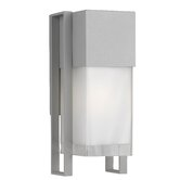 Clybourn Outdoor Wall Lantern in Graphite