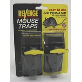Revenge Press N Set Mouse Trap