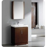 "Elissos 24"" Modern Bathroom Vanity with Medicine Cabinet"