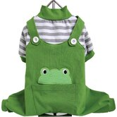 Frog and Pig PJ Dog Suit Set