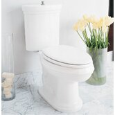 Archive Elongated Toilet in White