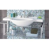 Riviera Wall Mounted Sink Kit