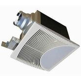 Very Quiet 80 CFM Bathroom Ventilation Fan with Light/Nightlight