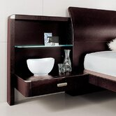 Meti 1 Drawer Nightstands