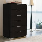 Enter 6 Drawer Tall Chest