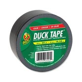 "Duct Tape/Color, Heavy-Duty, 1-7/8""x20 Yds., Black"