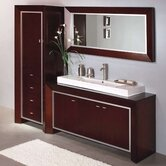 Cityview Vanity Set with Compatible Cabinets and Drawers
