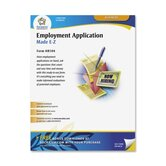 Employment Application Form, Relevant Information