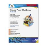 General Power/Attorney Form,Individual Will Handle Finances