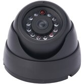 Simulated Dome Camera