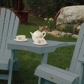 highwood&reg; Adirondack Tete-a-Tete connecting table