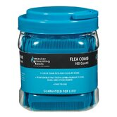 Flea Pet Comb Canister (100 Count)
