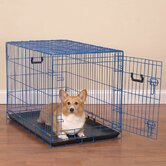 Colorful Wire Dog Crate