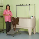 PolyPro Dog Grooming Tub