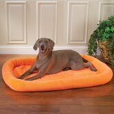Soft Terry Dog Crate Bed in Bright Colors
