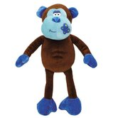 Butterfly Kisses Chimp Dog Toy