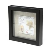 Linen Inner Display Board Shadow Box Picture Frame